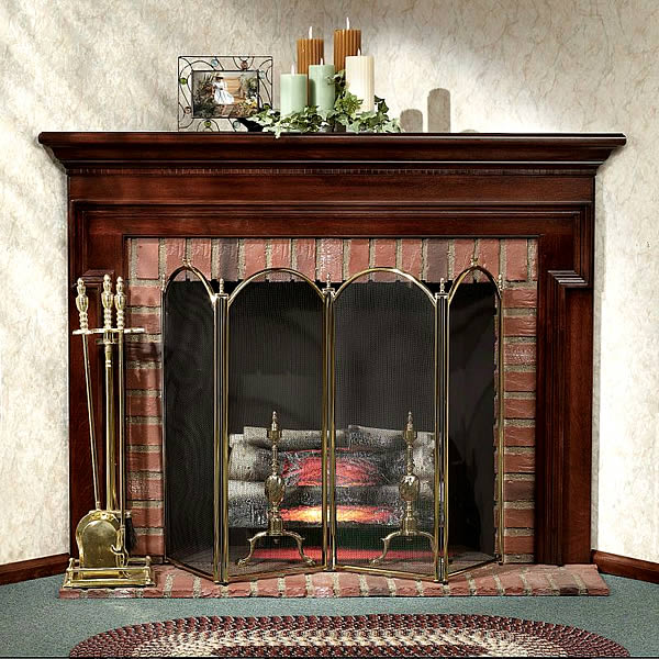 Fireplace Cabinets and Bookcases - T.L. King Cabinetmakers